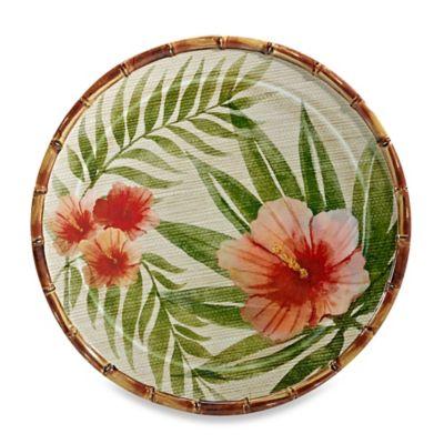 Palm Dinner Plate
