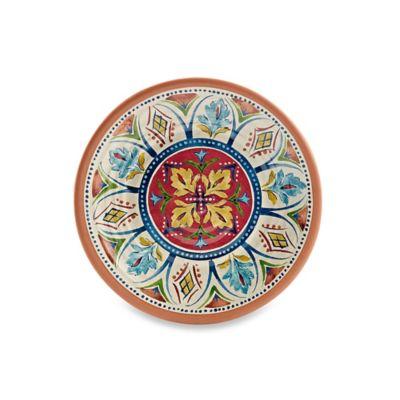 Mesa Medallion Salad Plate