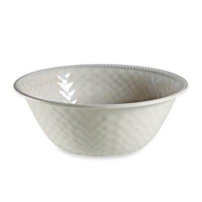 Valencia Rope Melamine Large Bowl