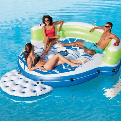 CoolerZ Kick Back Lounge Float