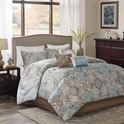 Yvette 6-Piece Twin Comforter Set