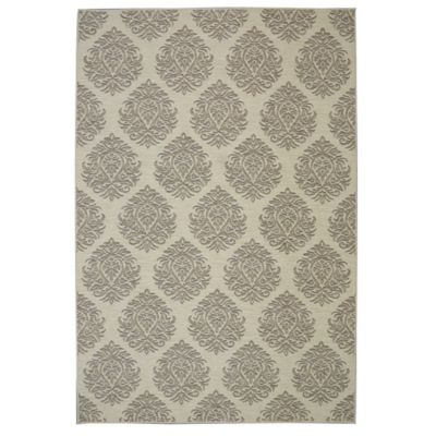 Mohawk Hervey 1-Foot 8-Inch x 2-Foot 8-Inch Accent Rug in Sand