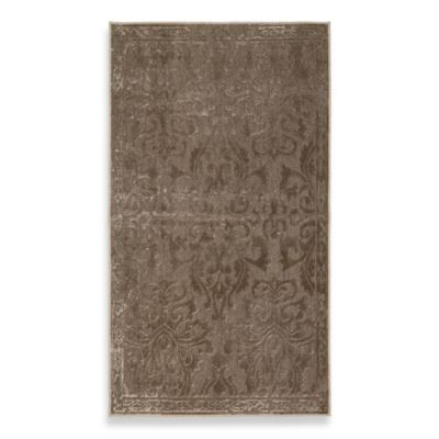 Mohawk® Infinity 2-Foot 1-Inch x 3-Foot 9-Inch Accent Rug in Dark Taupe