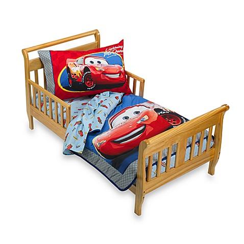 disney pixars victory cars 4 piecetoddler bedding set is not