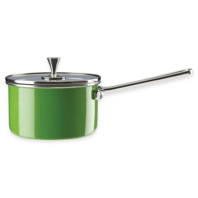 Green Kitchen Cookware