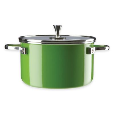 kate spade new york All In Good Taste 4 qt. Casserole in Turquoise