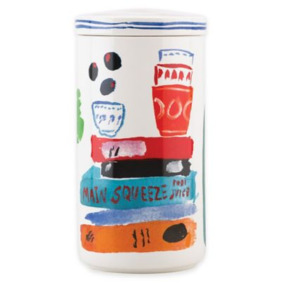 kate spade new york All In Good Taste Tall Canister