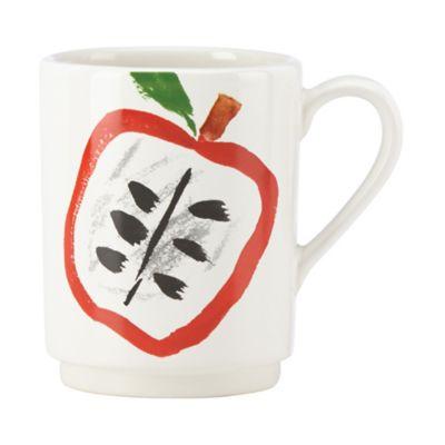 kate spade new york All In Good Taste Fruit Accent Mug