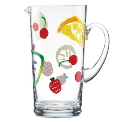 kate spade new york All In Good Taste Pretty Pantry Pitcher
