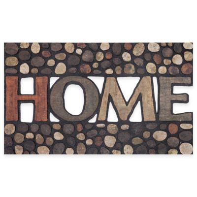 Mohawk Home Stone 18-Inch x 30-Inch Door Mat