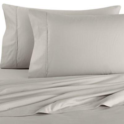 Brookstone® BioSense® 500-Thread-Count Queen Sheet Set in Sage