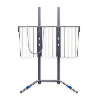 Minky Homecare Basket Ironing Storage System in Chrome