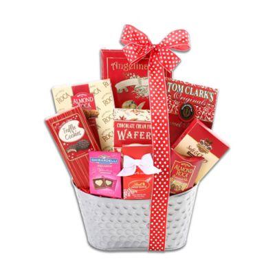Alder Creek Sweet Valentine Gift Basket