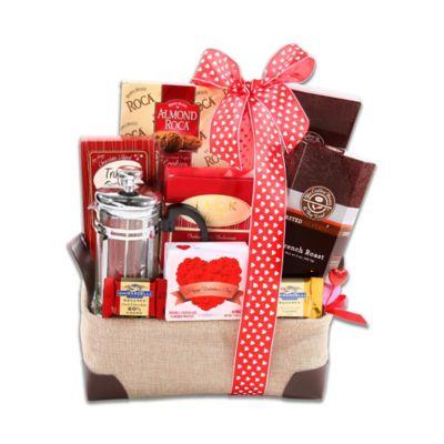 Alder Creek Burning Love Gift Basket