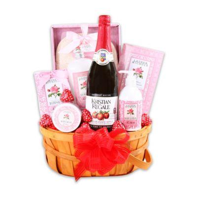Alder Creek Love & Relaxation Gift Basket