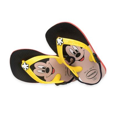 Havaianas Kids® Size 4 Baby Disney Classics Sandal with Mickey