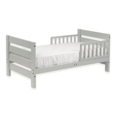 DaVinci Modena Toddler Bed in Grey