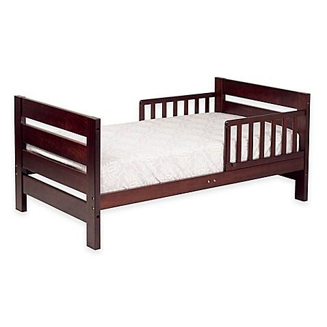 DaVinci Modena Toddler Bed in Espresso - www.buybuyBaby.com