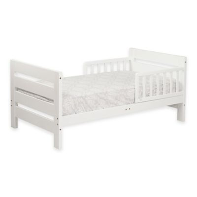 DaVinci Modena Toddler Bed in White