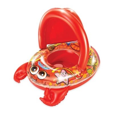 Aqua Leisure® Lobster Sunshade Baby Boat