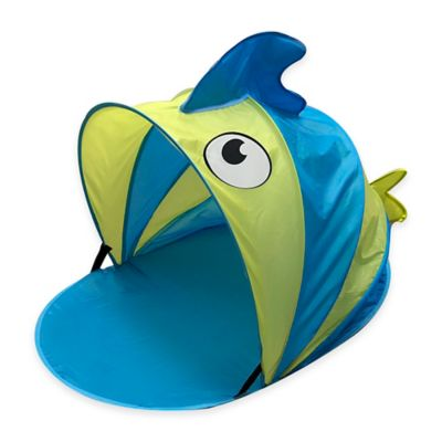 Aqua Leisure® Fish Sunshade Baby Mat