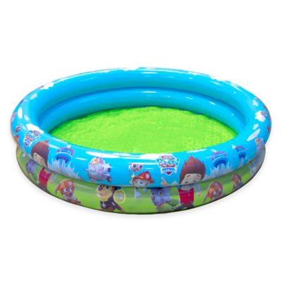Aqua Leisure® Paw Patrol 2-Ring Inflatable Pool