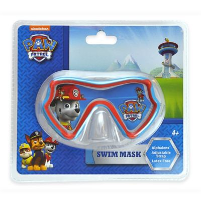 Aqua Leisure® Paw Patrol Swim Mask
