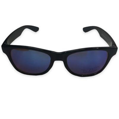 On The Verge Wayarer Sunglasses in Black
