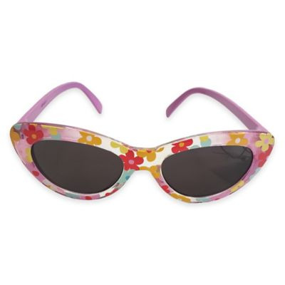Purple Eye Sunglasses