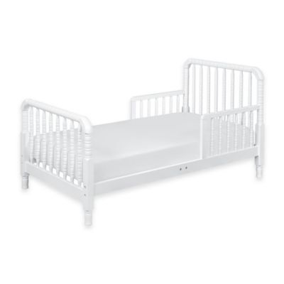 DaVinci Jenny Lind Toddler Bed in White