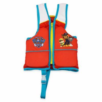 Aqua Leisure® Boys' Paw Patrol Swim Vest in Red