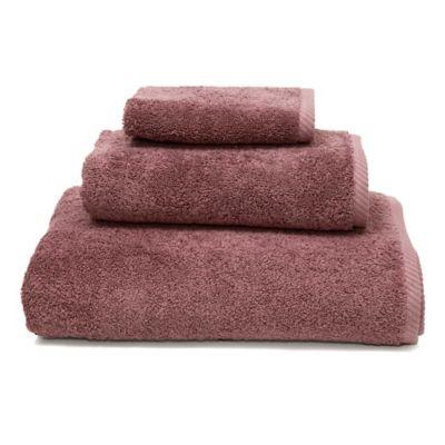 Soft Twist Hand Towel in Sugarplum