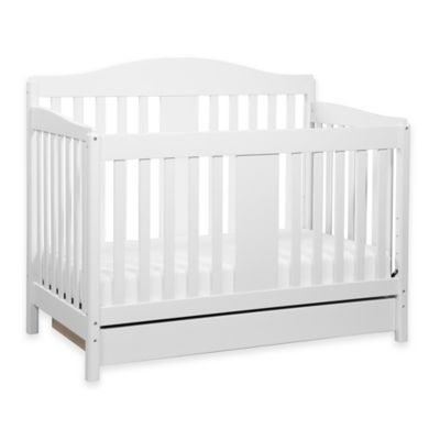 DaVinci Richmond 4-in-1 Convertible Crib in White