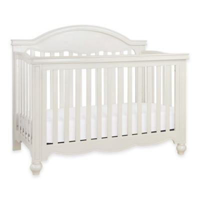 Million Dollar Baby Classic Etienne 4-in-1 Convertible Crib in Dove