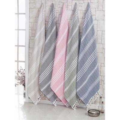 Bath Sheet in Linen