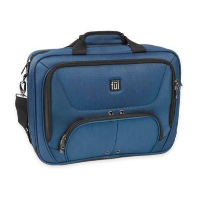 ful® Midtown Laptop Messenger Bag in Cobalt