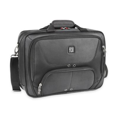 Black Laptop Messenger Bag