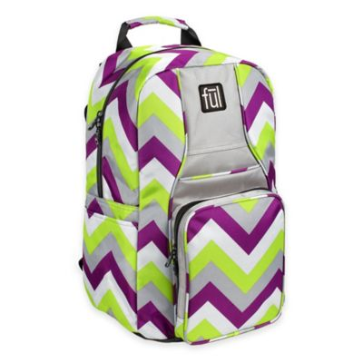 ful® Stretto Backpack in Purple