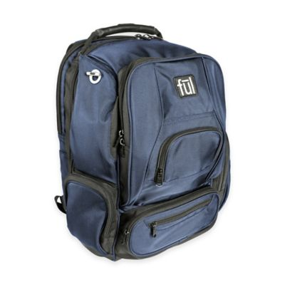 ful® Upload 19-Inch Laptop Backpack in Navy