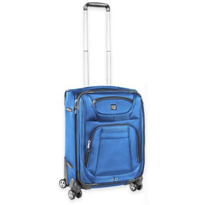 ful® Sequential Series 20-Inch 8-Wheel Carry On Spinner in Cobalt