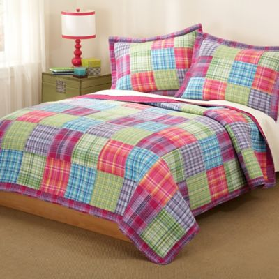 Kelsey Twin Quilt Set
