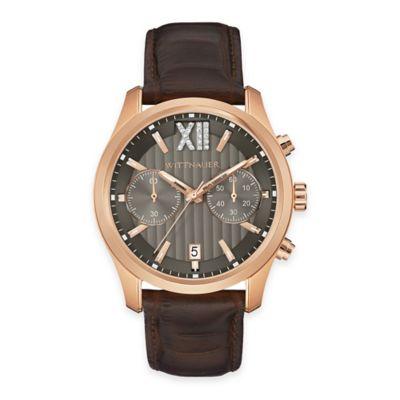 Wittnauer Chronograph Watch