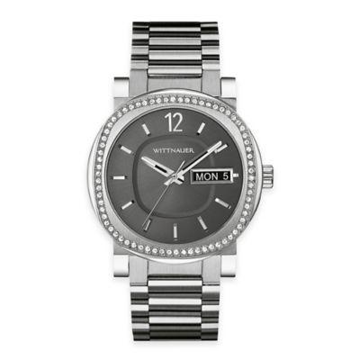 Wittnauer Men's 42mm Crystal Watch Men's Watches