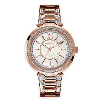 Wittnauer Ladies' 38mm Crystal Watch Women's Watches