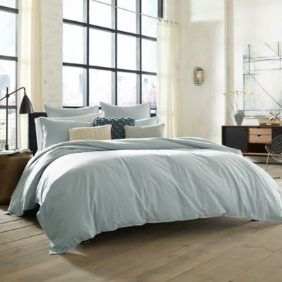 Kenneth Cole Reaction Home Mineral King Comforter in Stone Blue