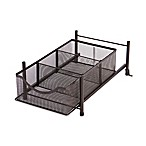 .ORG Medium Under the Sink Mesh Slide-Out Cabinet Drawer in Bronze