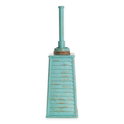 Lantern Toilet Brush and Holder