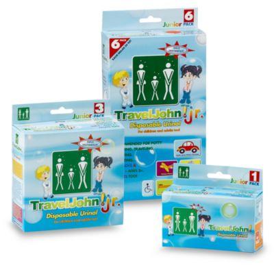 TravelJohn™ Disposable Urinal (3-Pack)