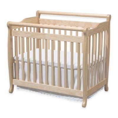 DaVinci Emily Mini Crib in Natural