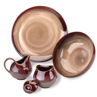 Nova Brown 5-Piece Completer Set